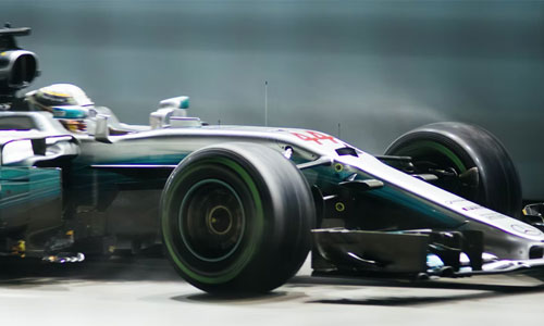 About formula one - About Us